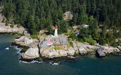 Point Atkinson Light, Burrard Inlet