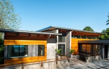 Hillside Modern Homes Seattle