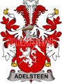 adelsteen coat of arms family crest