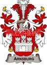 arnsburg coat of arms family crest