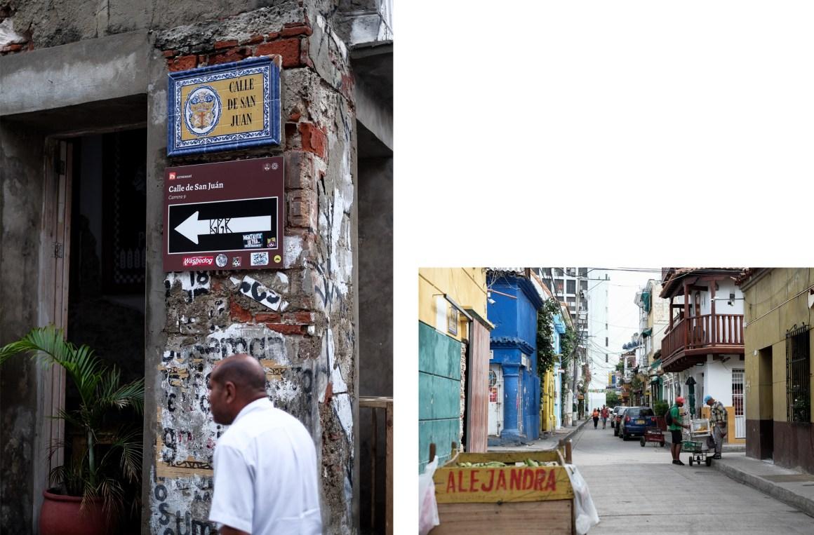 man street cartagena graffiti