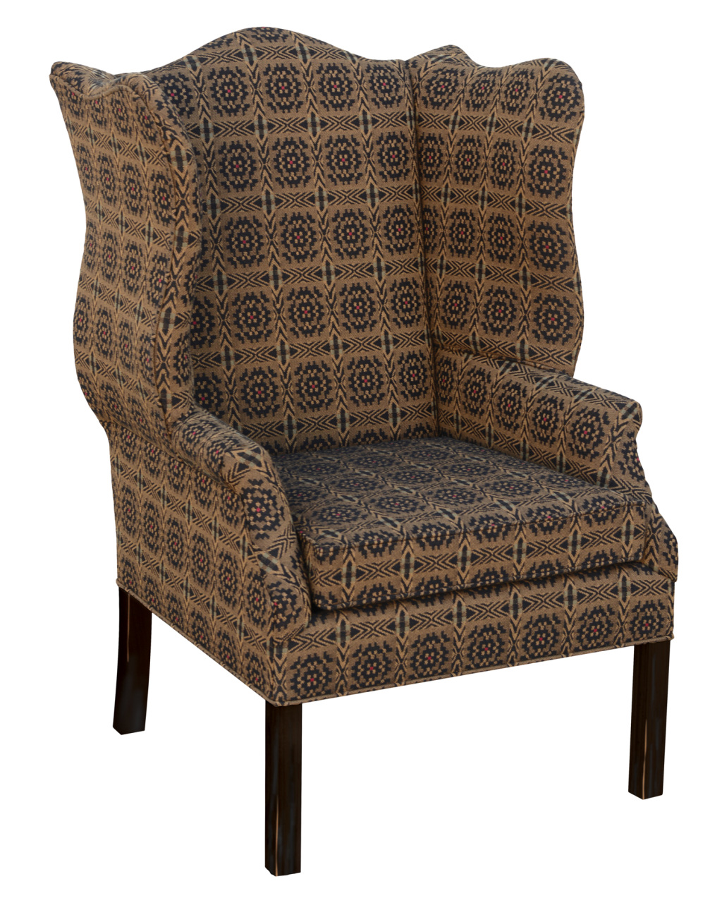 country style wingback chairs soft for toddlers canada town and furniture cobblestone cottage lt moses