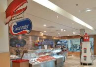 Clearwater Seafoods at Halifax Airport