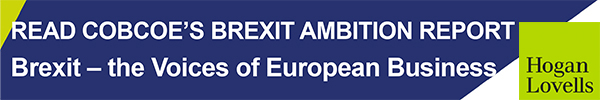 COBCOE report Brexit – the Voices of European Business