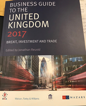 Business Guide to the United Kingdom 2017