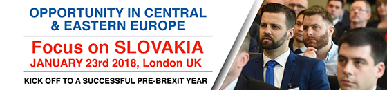 Opportunity in CEE Focus on Slovakia
