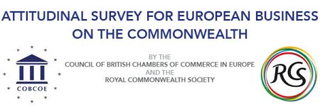 Attitudinal Survey for European Business on the Commonwealth