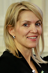 Barbara Uranjek, British-Slovenian Chamber of Commerce
