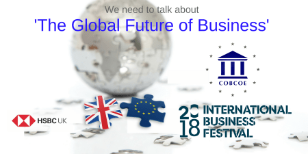 We need to talk about... The Global Future of Business