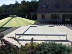 Máxima seguridad para los niños en la piscina