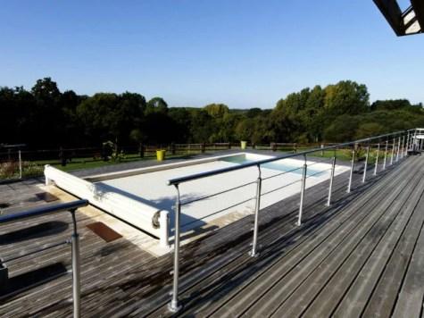 Solución económica en la protección de su piscina