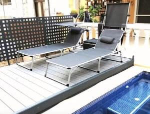 suelo movible para piscina