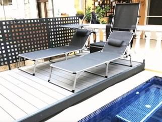 Terrasa Mòbil per piscina