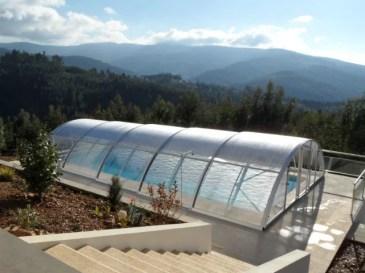 Cupula piscina barata