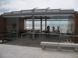 Cobertura de terrazas para bar