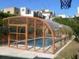 Nos adaptamos a sus ideas a la hora de proteger su piscina
