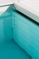 Tabique de separación opcional en PVC