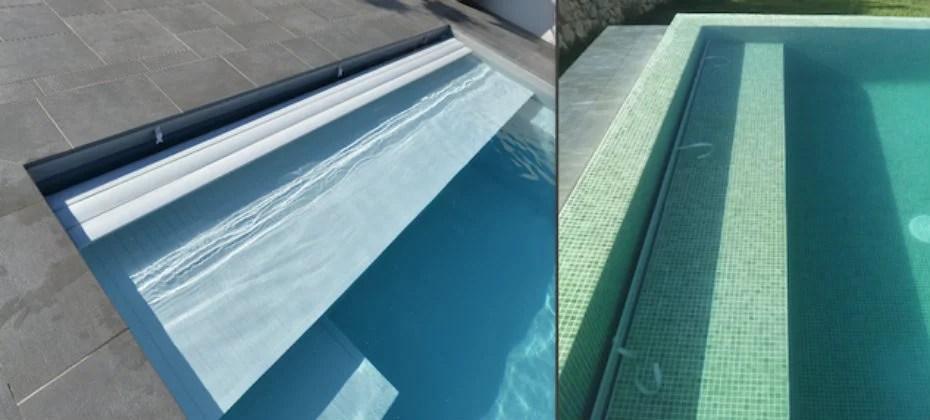 Cobertor sumergido de piscina