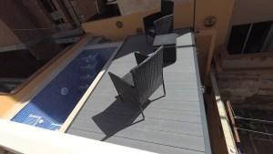coberta transitable piscina