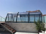 mini cubierta piscina