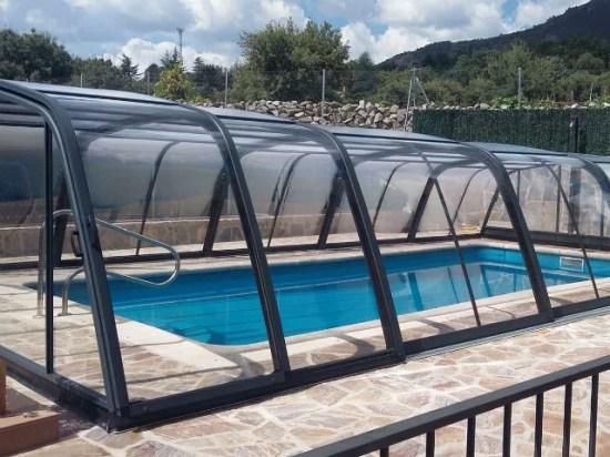 novedad cubrir piscina
