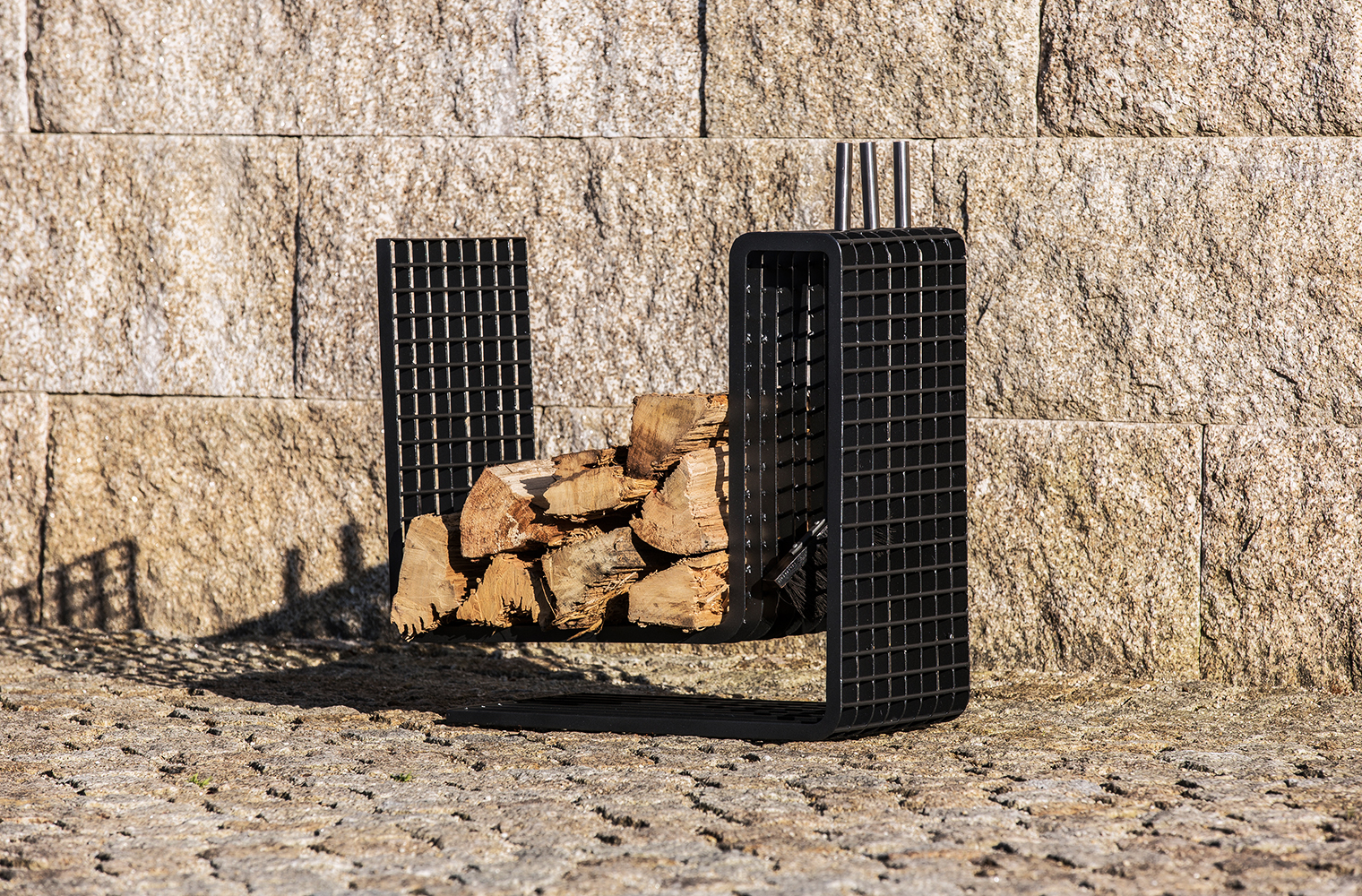 Bold Fireplace Support Cobermaster Concept