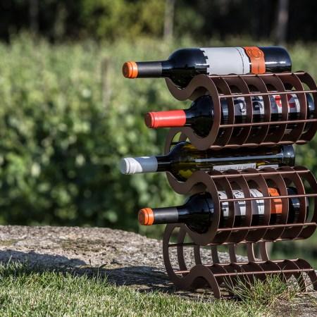 Wavy - Wine Rack
