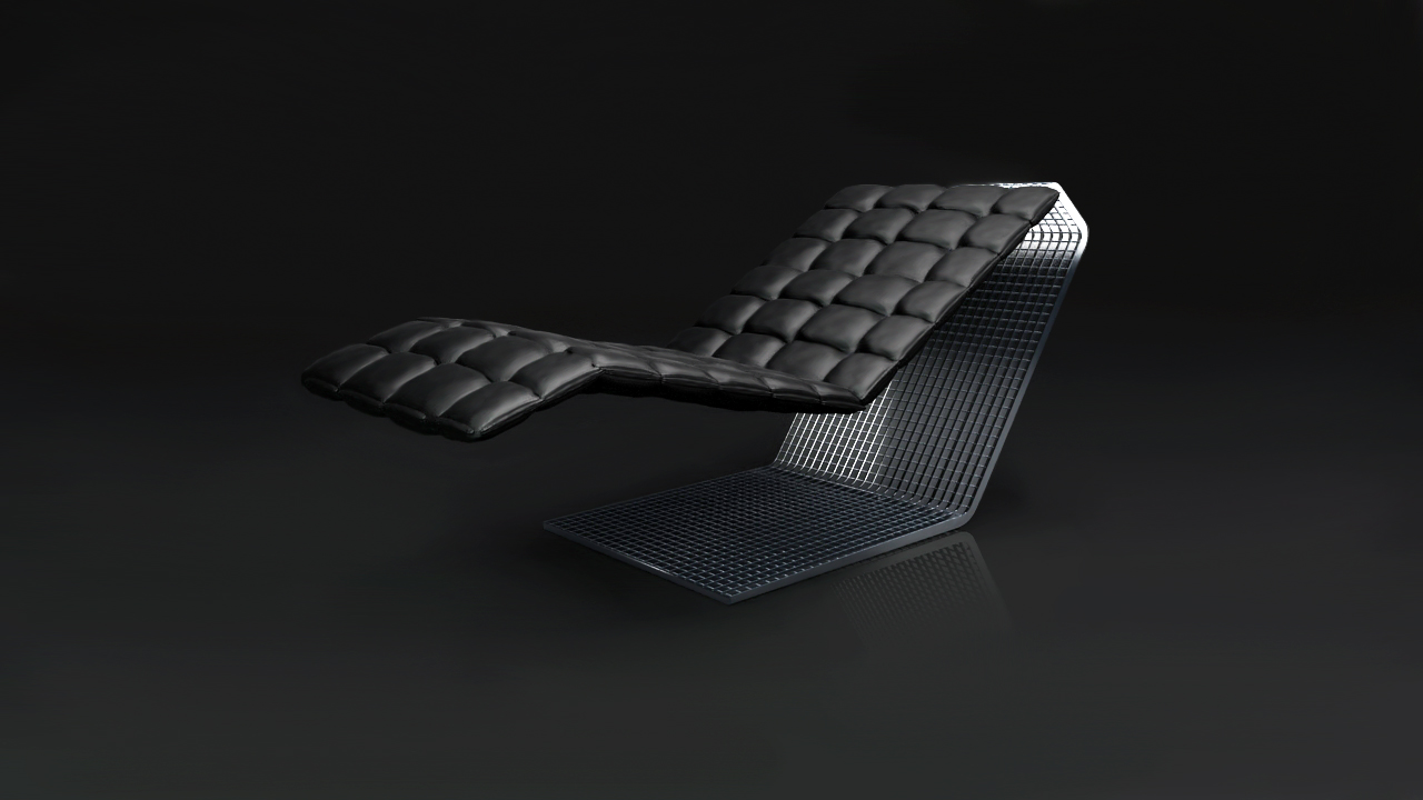 Gravity chaise longue cobermaster concept for Chaise 0 gravite