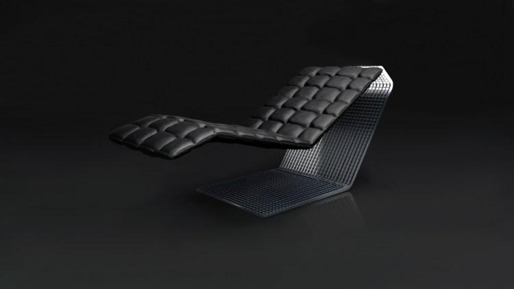 Gravity - Chaise Longue