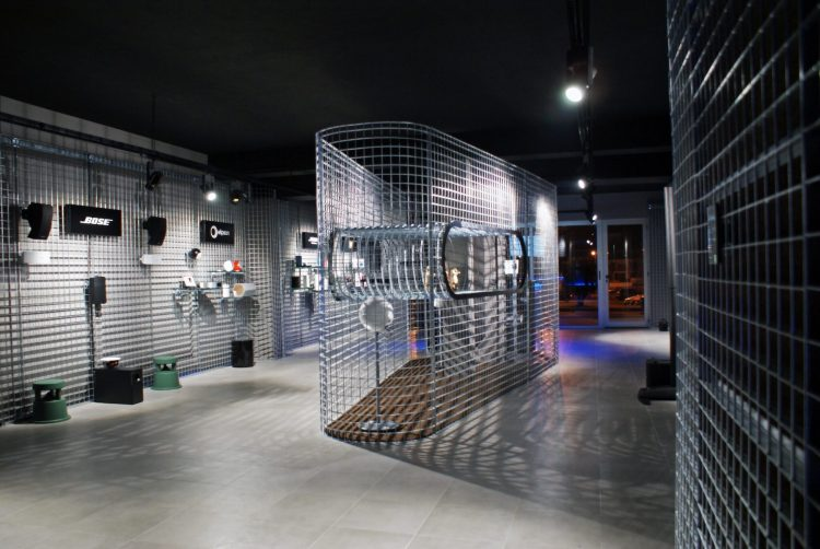 Special Projects - 3D Grating Store