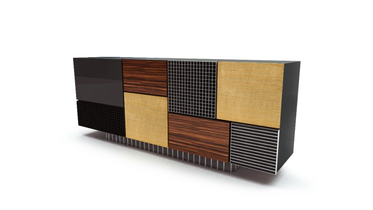 Rubik - Sideboard