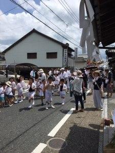 木屋瀬祇園山笠
