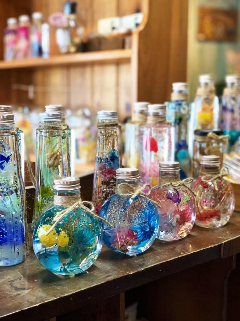 ハーバリウム猫瓶 ボトル 福岡北九州