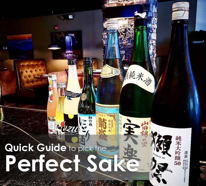 perfect sake