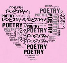 Poetry loveheart
