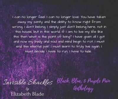Invisible Shackles - by Elizabeth Blade