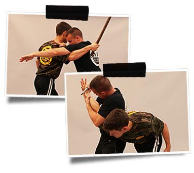 Self-defense techniques