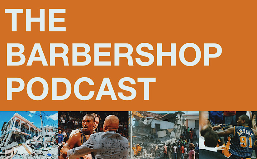Barbershop Short: The Malice at the Palace and Negative Black Imagery in the Media