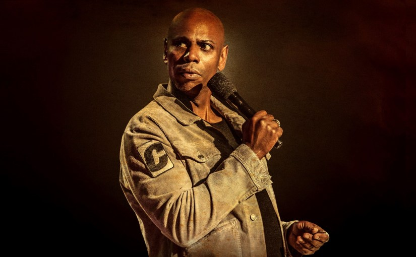 Barbershop Short: The Attempted Canceling of Dave Chappelle