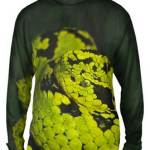 Snake Facts Yizzam Long sleeve