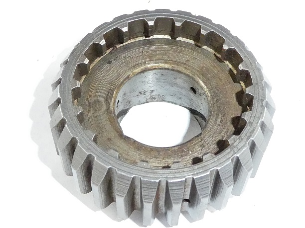 <strong><em>26-C-5 2nd gear Layshaft. 27 teeth. 16M. 16MS. 16MC. 18. 18S. 18C. $40</em></strong>