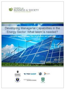 Developing Managerial Capabilities in the Energy Sector career guide