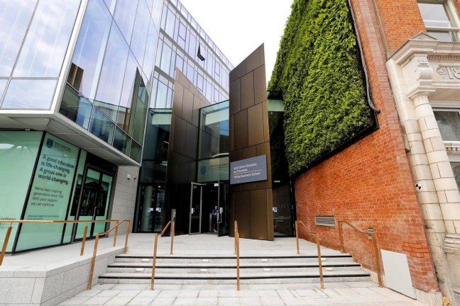 New campus at Trinity Business School