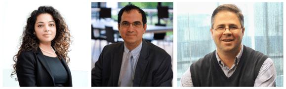 Tanusree Jain, Adrian Zicari, Harry van Buren