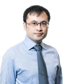 Professor Yufei Huang, Trinity Business School