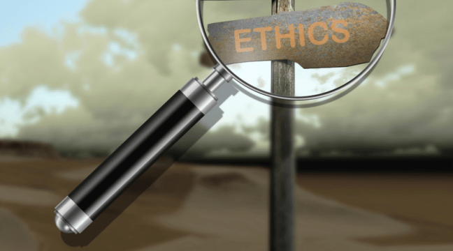 Ethics, compliance and control systems
