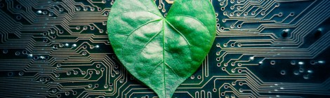 Building a Green Economic Recovery Plan through Digital Technology