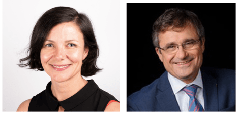Elise Leclerc and Thirry Sibieude, ESSEC Business School social innovation
