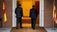 27. Rajoy y Mas se encuentran de forma secreta (José Luis Roca)