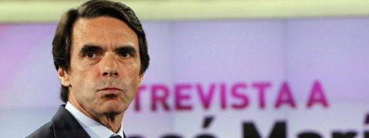 21. Aznar no descarta volver (Efe)
